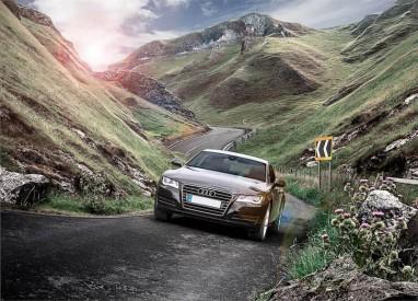Audi Greg Harding